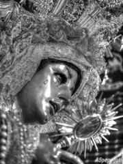 Compo de Jesús de la Columna y María Stma. de la O (Gitanos) (ASpepeguti) Tags: olympus e620 zd1454mm zd40150mm aspepeguti andalusia andalucia andalucía alandalus semanasanta2016 lunessanto cofradíadegitanos nuestropadrejesusdelacolumnaymariasantisimadelao málaga malaga españa spain photomatixpro50 faststoneimageviewer