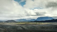 Iceland (webeagle12) Tags: iceland nikon d7200 europe mountains landscape vegetation nature mountain earth planet reykjahlíð north geothermal myvatn lake hverfjall volcano krafla region crater