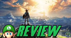 The Legend of Zelda: Breath of the Wild REVIEW (Luigi Fan) Tags: legend zelda breath wild review nintendo switch wii u