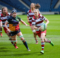 Murrayfield Wanderers Ladies V Jordanhill-Hillhead  BT Final 1-208 (photosportsman) Tags: murrayfield wanderers ladies rugby bt final april 2017 jordanhill hillhead edinburgh scotland sport