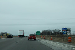 Int94eUS41sRoadSigns-MM338 (formulanone) Tags: i94 interstate94 us41 41 94 wisconsin