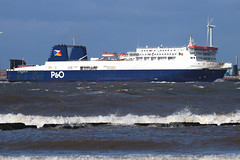 P&O Ferries - MS European Endeavour (Andy2982) Tags: ferry poferries mseuropeanendeavour rollonrolloffpassengerferry liverpool dublin astillerosespanolessaaesa seville spain portofliverpool