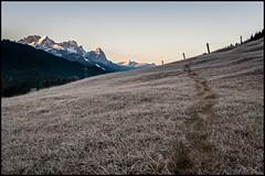 This is the way (BM-Licht) Tags: bavaria bayern d700 deutschland garmisch germany gerold geroldsee nikon see winter