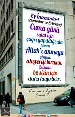 Hayırlı Cumalar (Oku Rabbinin Adiyla) Tags: allah kuran islam ayet ayetler ayetullah hadis hadisler sünnet rahman oku okurabbini god religion billboard muslim