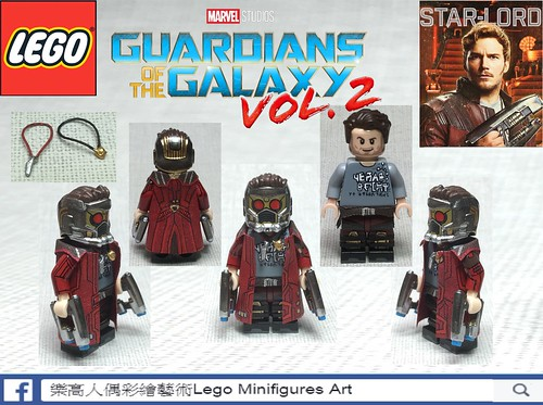 Moc Lego Guardians Of The Galaxy Vol 2