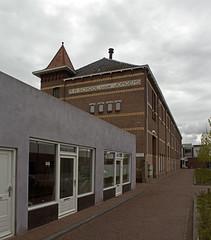 Waalwijk  - R.K. School voor Jongens (grotevriendelijkereus) Tags: waalwijk netherlands holland nederland noord brabant building architecture architectuur gebouw stad town plaats dorp village school