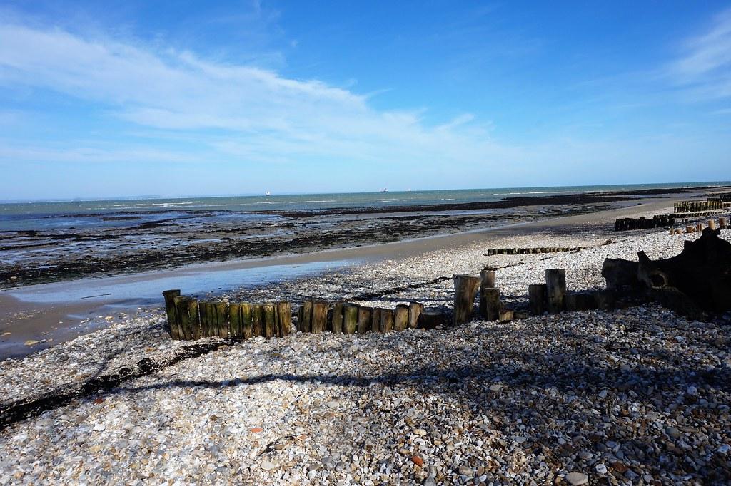 Beach at Bembridge 3