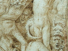 BRUEGEL Pieter I (Attribué) - Damnés tourmentés par des Diables et des Animaux Fantastiques (drawing, dessin, disegno-Louvre INV19185) - Detail 43 (L'art au présent) Tags: art painter peintre details détail détails detalles drawing drawings dessin dessins dessins16e 16thcenturydrawings dessinhollandais dutchdrawings peintreshollandais dutchpainters louvre paris france peterbrueghell'ancien peter brueghel l'ancien man men femme woman women kids kid children child jeunegarcon youngboy jeune young garçon devil diable hell enfer jugementdernier lastjudgement monstres monster monsters fabulousanimal fabulousanimals fantastique fabulous nakedwoman nakedwomen femmenue nufeminin nudefemale nue bare naked nakedman nakedmen hommenu numasculin nudemale nu chauvesouris bat bats dragon dragons