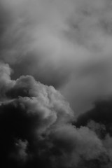 Ocean of dark light... (POWDER001) Tags: blackandwhite bw cloud dark australia melbourne noedit bnw cloudporn nofilter highcon sonynex6