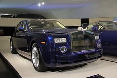 Rolls Royce Phantom (Benny Hünersen) Tags: auto car museum germany munich münchen bayern deutschland bavaria bmw bil april rolls phantom tyskland royce welt 2013