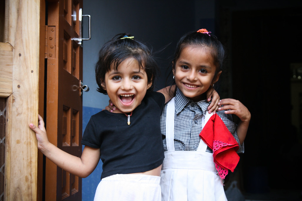Smiling faces - Jodhpur