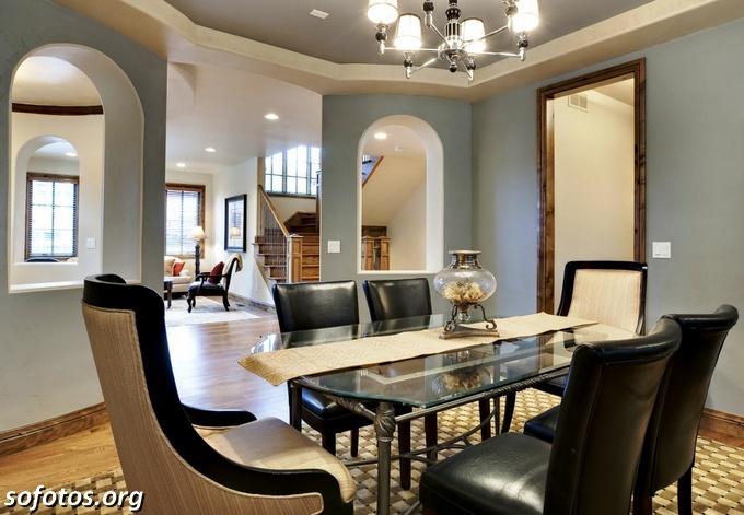 Salas de jantar decoradas (85)