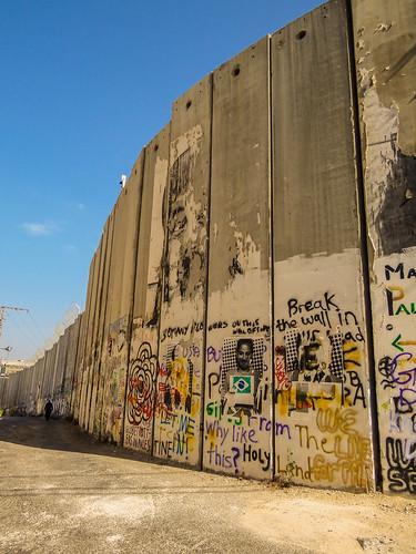 Palestine Border Wall