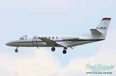 C-GKZL (PHLAIRLINE.COM) Tags: cgkzl cessna 560 citation ultra algonquin airlink philadelphiainternationalairport kphl phl bizjet spotting spotter airline generalaviation planes flight airlines philly