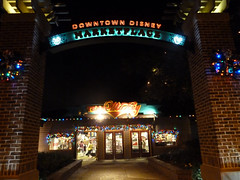 Florida 2012 Day Two 91 - Downtown Disney Marketplace (TravelShorts) Tags: christmas vacation holiday ball orlando epcot florida waltdisneyworld figment theland worldshowcase journeyintoimagination caribbeanbeachresort theseas