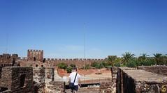 Castelo de Silves, Algarve, Portugal