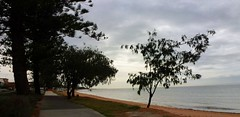 Redcliffe Beach (scinta1) Tags: beach olivia brisbane redcliffe 2013