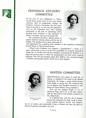 Freshman Advisory Committee and Hostess Committee (Hunter College Archives) Tags: students club 1936 photography yearbook clubs hunter committee activities huntercollege studentorganizations organizations studentactivities studentclubs wistarion studentlifestyles thewistarion freshmanadvisorycommittee hostesscommittee