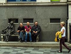 (David Rothwell (rothwell172)) Tags: street people urban liverpool metropolis socialdocumentary