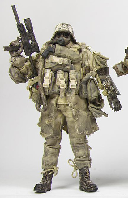 threeA -  WWRp 士兵套裝組合包