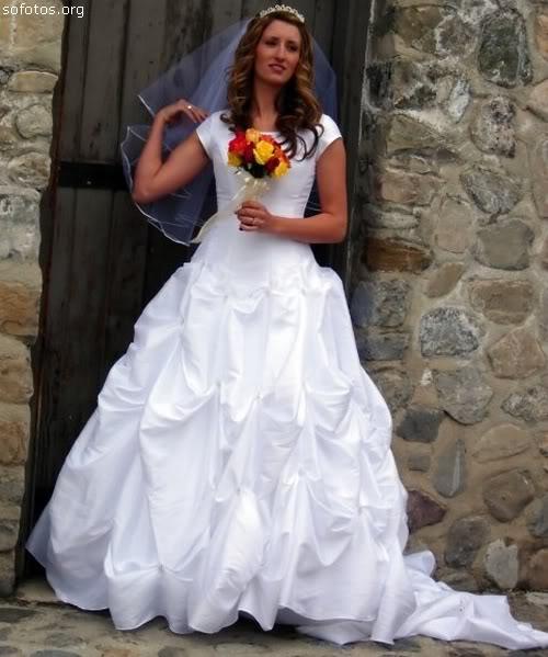 Vestidos para noiva