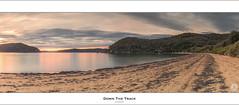Down The Track (John_Armytage) Tags: sunset panorama dusk pano australia panoramic nsw palmbeach pittwater northernbeaches carlzeissplanart1450 johnarmytage wwwjohnarmytagephotographycom