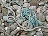 Jetsam (Nigel_Brown) Tags: uk greatbritain beach lumix scotland unitedkingdom stones rope panasonic islay gb stockphoto jetsam groupropes 2013 nigelbrown dmctz8 tz8