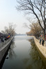 什刹海银锭桥西望 (shizhao) Tags: china bridge beijing 北京 中国 shichahai 北京市 200902