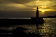 Yellow (steff808) Tags: sunset lighthouse france faro atardecer corse sony corsica francia phare coucherdesoleil corcega propriano sony1855 sonynexf3