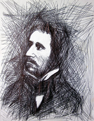 "John C. Fremont pen • <a style=""font-size:0.8em;"" href=""https://www.flickr.com/photos/78624443@N00/9758278321/"" target=""_blank"">View on Flickr</a>"