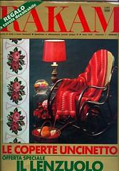 1972- RAKAM.MENSILE DI MODA E LAVORI FEMMINILI