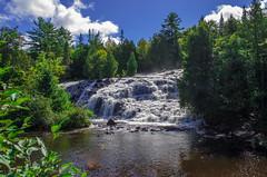 Bond Falls (malderink) Tags: up waterfall michigan falls bond