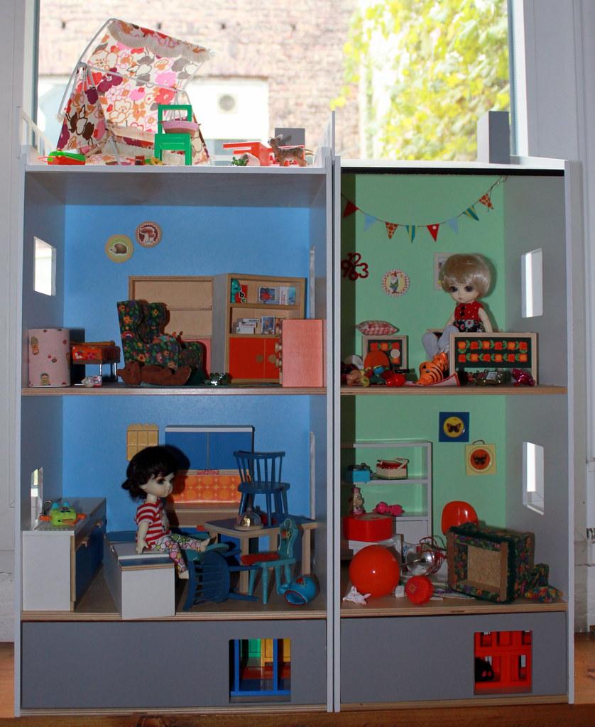 ikea lillabo dollshouse blythe inside blytheberlin tags the worlds best photos of lillabo and mila flickr hive mind