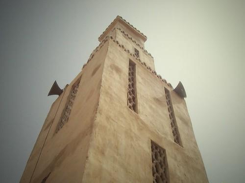 Mosquée, Nouakchott, Mauritanie