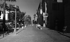 4110.Hyères (Greg.photographie) Tags: blackandwhite bw film analog noiretblanc 28mm paca 25 hp5 miranda tamron ilford var clotis hyères sensomat r09