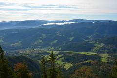Raxseilbahn Bergstation (anuwintschalek) Tags: autumn mountain alps berg landscape austria october herbst autumncolours alpen niederösterreich wandern rax bergstation sügis herbstfarben 2013 18200vr mägi alpid raxalpe d7k raxseilbahn nikond7000 mägijaam sügisvärvid