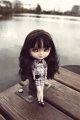 (melt plot) Tags: doll blythe icy custom