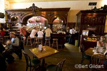 Brunswick Bar, saved from fire