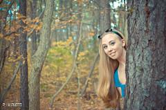 Alice In Wonderland (Phillip Moore Photography) Tags: autumn portrait fall colors leaves cards idea model tea alice creative disney dreamy wonderland teaparty aliceinwonderland throughthelookingglass