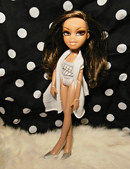 LINGERIE (Bratzjaderox™) Tags: cute sexy fashion rose fierce lingerie yasmin custom stylist wexler