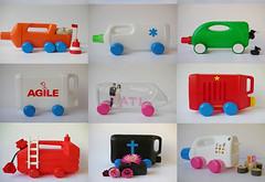 manualidades con reciclaje para chicos