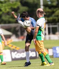Australia II Soccer Team Vs India (Special Olympics Australia) Tags: india sport newcastle football soccer australia games nsw newsouthwales olympicgames australiaii phillipwittke wittkephotography specialolympicsasiapacificgames2013 newcastlesportsgroundno2