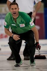 John Morris (seasonofchampions) Tags: john tim winnipeg rings morris olympic olympics roar mb trials hortons curlin 2013skip