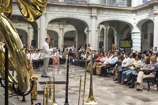 Gabino cué, Programa de Fortalecimiento del Patrimonio Musical de Oaxaca
