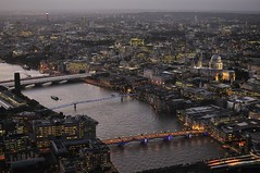 london cityscape II (rohs.max) Tags: england london night cityscape britain great shard
