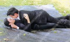'เจมส์'แจกจูบในกอง 'วาววา'เขินจนหน้าแดง