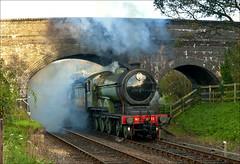 NNRly   Weybourne Departure (RhinopeteT) Tags: b12 northnorfolkrailway
