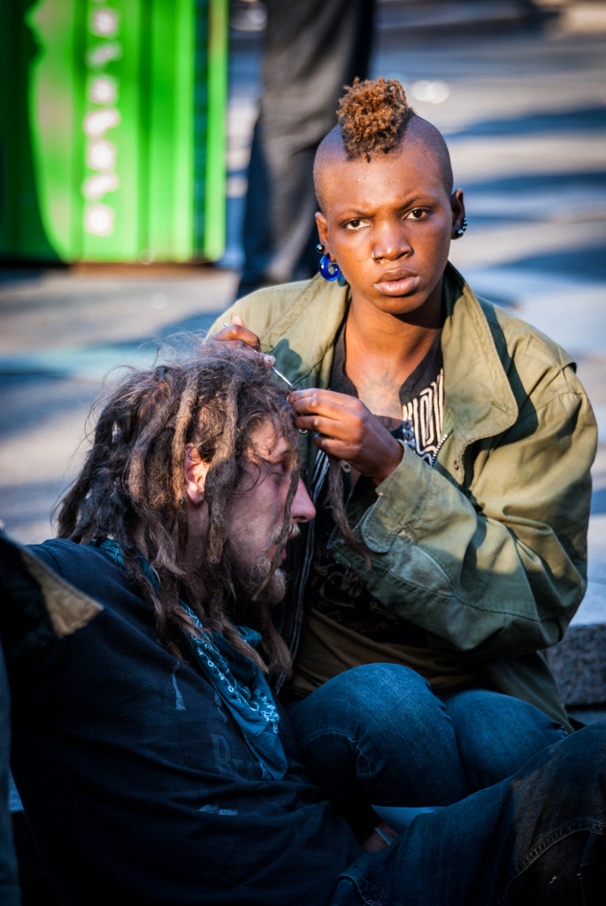 mohawk with hair style the world s best photos of africanamerican and dreadlocks 9678
