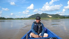 Traveling the Mekong by Boat