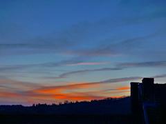 P1020488trav (pascalpiette) Tags: leica city red cloud sol clouds sunrise lumix soleil belgium belgique alba cities down du jour panasonic amanecer aurora wee hours raymond pascal towns huy octave heure lever bleue aurore aube piette dmcfz72 18012014